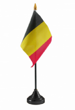 BELGIUM - Table Flag